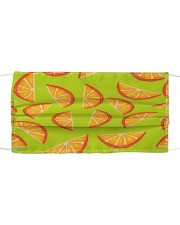 Pineapple 1007 Cloth face mask front