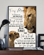 TeesHappy- Lions 24x36 Poster lifestyle-poster-2