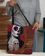 Skull Tote 1002 All-over Tote aos-all-over-tote-lifestyle-front-10