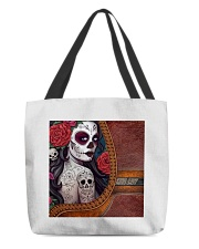 Skull Tote 1002 All-over Tote back