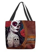 Skull Tote 1002 All-over Tote front