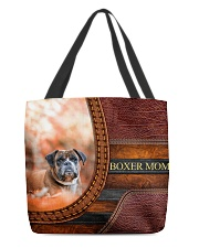 BOXER MOM 1002 All-over Tote back