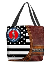 PROUD DAD All-over Tote front