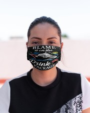 Blame it on me Cloth Face Mask - 3 Pack aos-face-mask-lifestyle-03