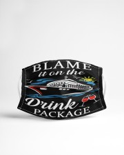 Blame it on me Cloth Face Mask - 3 Pack aos-face-mask-lifestyle-22