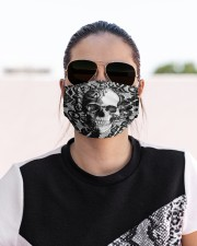 My Skull 1007 Cloth Face Mask - 3 Pack aos-face-mask-lifestyle-02