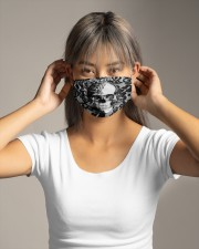 My Skull 1007 Cloth Face Mask - 3 Pack aos-face-mask-lifestyle-16