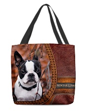 French Bulldog 1 All-over Tote back
