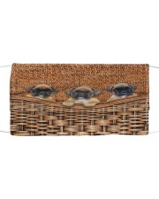 MY BOXERS Cloth face mask front