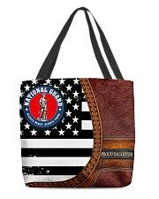 PROUD  DAUGHTER All-over Tote front