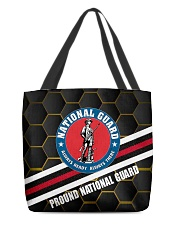 PROUD NATIONAL GUARD All-over Tote back