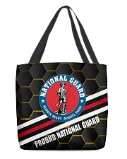 PROUD NATIONAL GUARD All-over Tote front