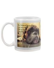 Boxer friend mug Mug back