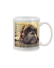 Boxer friend mug Mug front