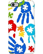 Autism Mask 798 Phone Case tile