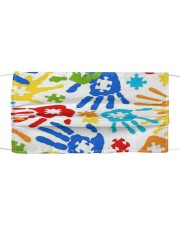 Autism Mask 798 Cloth face mask front