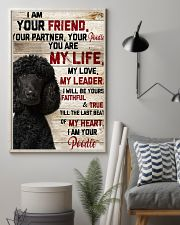 My Poodle 11x17 Poster lifestyle-poster-1