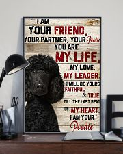 My Poodle 11x17 Poster lifestyle-poster-2