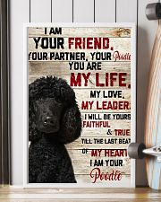 My Poodle 11x17 Poster lifestyle-poster-4