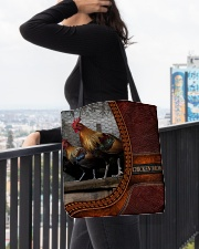 Chicken MOM 4 All-over Tote aos-all-over-tote-lifestyle-front-05