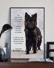 German Shepherd Poster 11x17 Poster lifestyle-poster-2