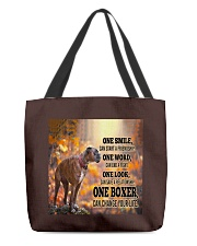 Boxer Change Life All-over Tote back