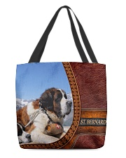 St  Bernard  2 All-over Tote front