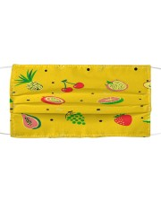 Pineapple 1004 Cloth face mask front