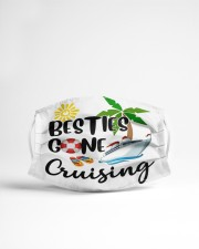 Besties-cruising-Orders SHIP WITHIN 3 TO 5 DAY Cloth Face Mask - 3 Pack aos-face-mask-lifestyle-22