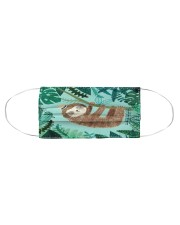 Sloths FM 2005 Cloth face mask aos-face-mask-coverlet-lifestyle-front-01