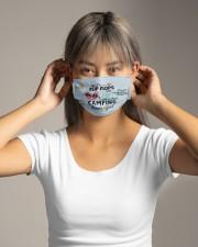 Camping - Kinda Girl Cloth face mask aos-face-mask-lifestyle-16
