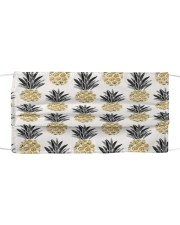 Pineapple 10121 Cloth face mask front
