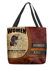 R-B-G 39 All-over Tote back