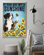ou are my Sunshine  Bernese Mountain 16x24 Poster lifestyle-poster-1