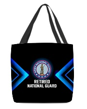 retired USNG All-over Tote back