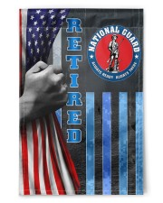 """PROUD NATIONAL GUARD RETIRED 11.5""""x17.5"""" Garden Flag front"""
