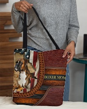 BOXER MOM 1003 All-over Tote aos-all-over-tote-lifestyle-front-10