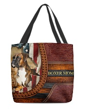 BOXER MOM 1003 All-over Tote back