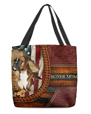 BOXER MOM 1003 All-over Tote front