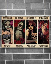 Skull Picture 2 17x11 Poster aos-poster-landscape-17x11-lifestyle-18