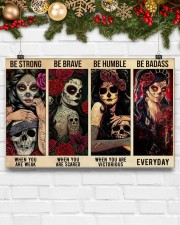Skull Picture 2 17x11 Poster aos-poster-landscape-17x11-lifestyle-28