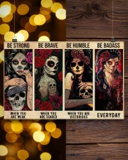 Skull Picture 2 17x11 Poster aos-poster-landscape-17x11-lifestyle-29