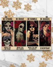 Skull Picture 2 17x11 Poster aos-poster-landscape-17x11-lifestyle-30