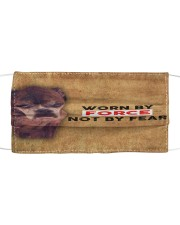 My Boxer 1002 Cloth face mask front