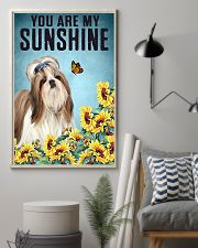 You are my Sunshine  Shih-tzu 16x24 Poster lifestyle-poster-1