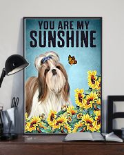 You are my Sunshine  Shih-tzu 16x24 Poster lifestyle-poster-2