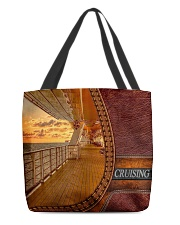 CRUISE LADY TOTE 3 All-over Tote back
