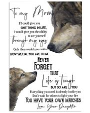 Picture Wolf Love 11x17 Poster front