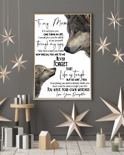 Picture Wolf Love 11x17 Poster lifestyle-holiday-poster-1