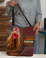 Chicken MOM 9 All-over Tote aos-all-over-tote-lifestyle-front-10